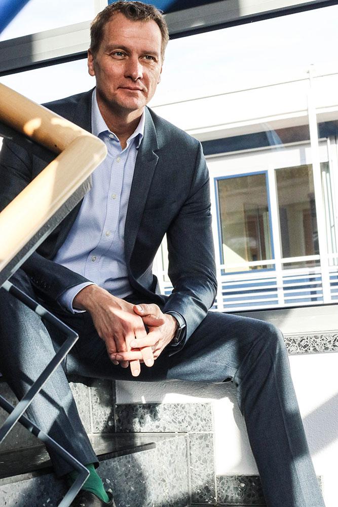 Jens Newerla MindManager Trainer und Schulungsleiter